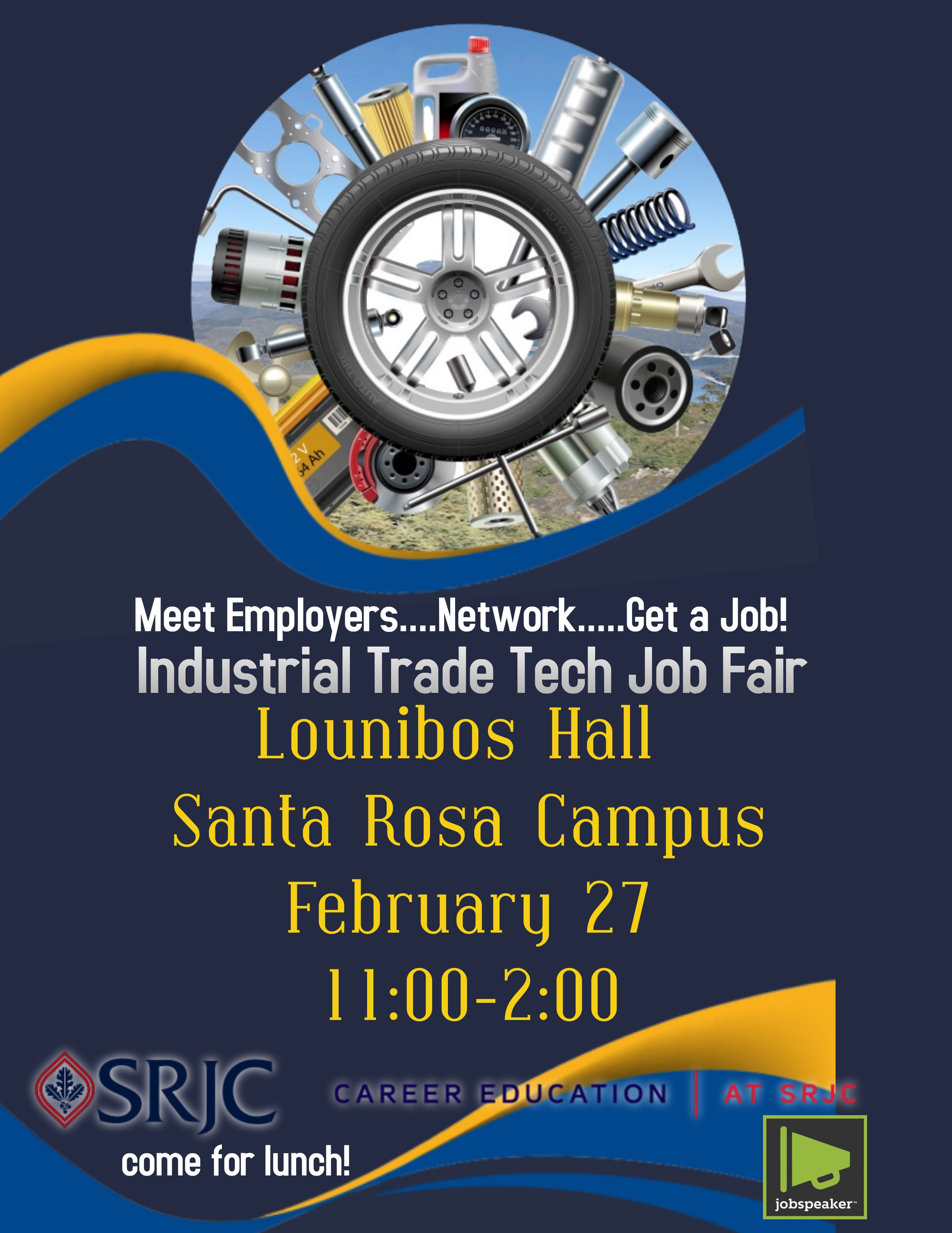 Industrial Trade Tech Job Fair